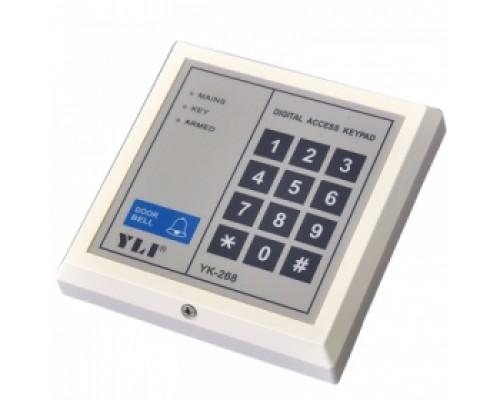 YK-268 кодовая клавиатура
